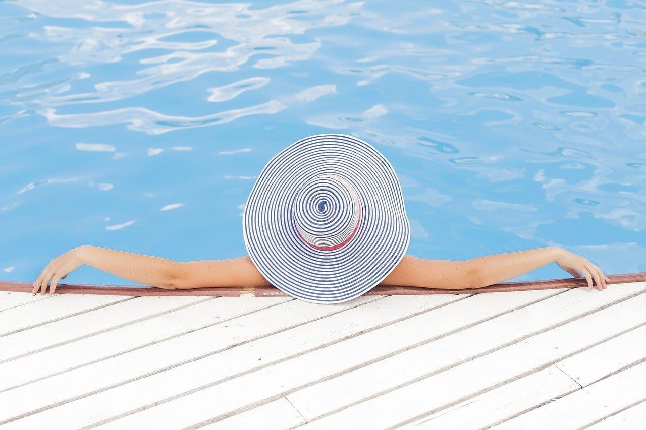 piscine en PVC
